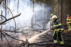 20190423 Beetsterzwaag Pootsweg natuurbrand